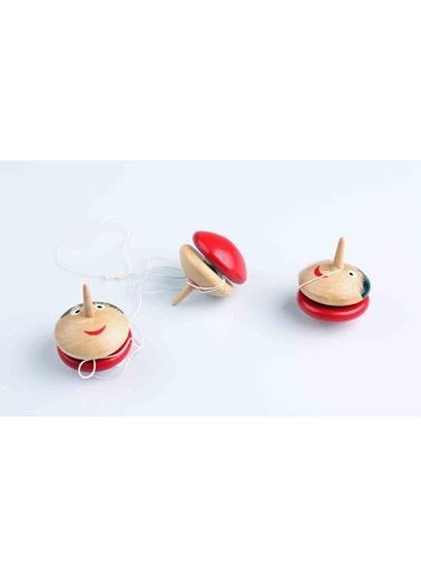 3'lü Ahşap Pinokyo Yoyo Seti-Learning Toys